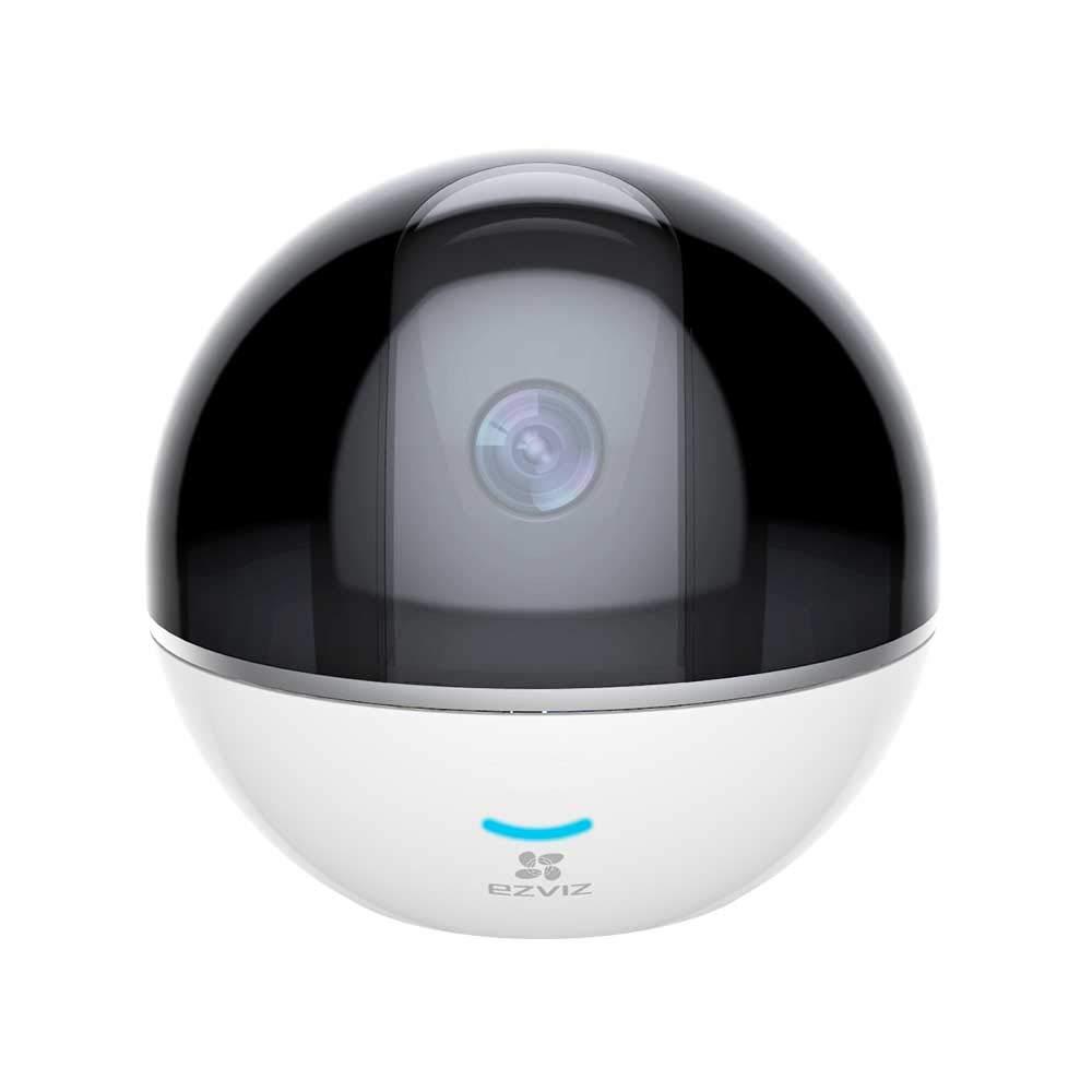 מצלמת אבטחה ביתית אלחוטית מתנייעת, רשת, מוניטור לתינוקות wifi EZVIZ C6TC