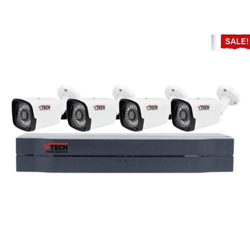 מצלמות אבטחה אנליטיות לבית ולעסק במבצע עם אפשרות להתקנה