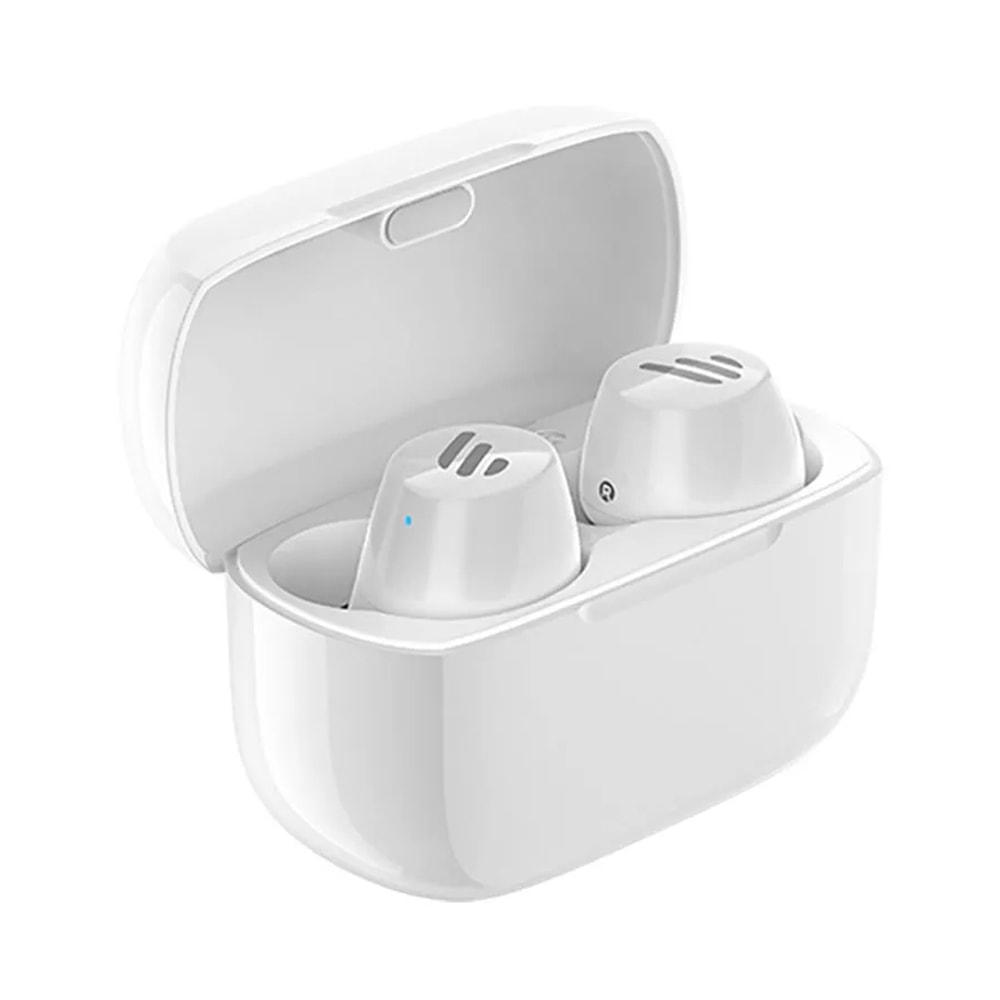 אוזניות בלוטוס אלחוטיות לבן Edifier TWS1 Bluetooth Earbuds White