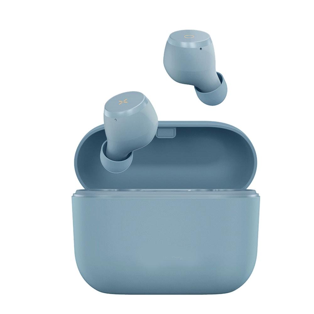 אוזניות בלוטוס אלחוטיות כחול Edifier TWS1 Bluetooth Earbuds Blue