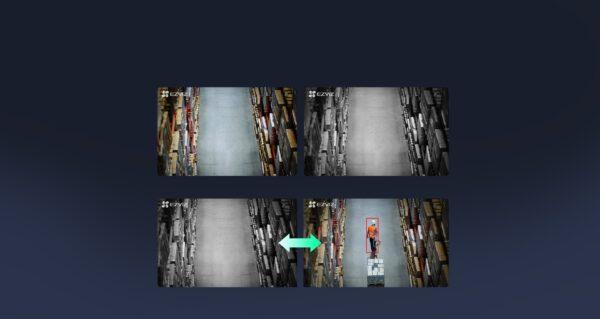 מצלמת רשת אבטחה חיצונית אלחוטית