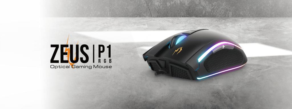 עכבר גיימינג לגיימרים למחשב