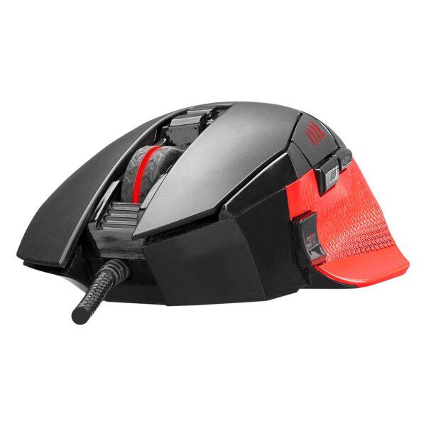 עכבר גיימינג למחשב ציוד גיימרים Rampage CENTAUR SMX-R13