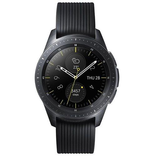 """שעון חכם ספורט כושר סמסונג שחור 46 מ""""מ SAMSUNG R805"""