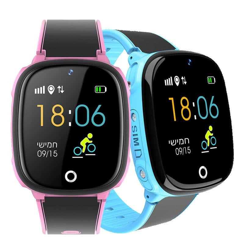 שעון טלפון חכם ילדים עם סים kids watch WatchMyKid X PRO