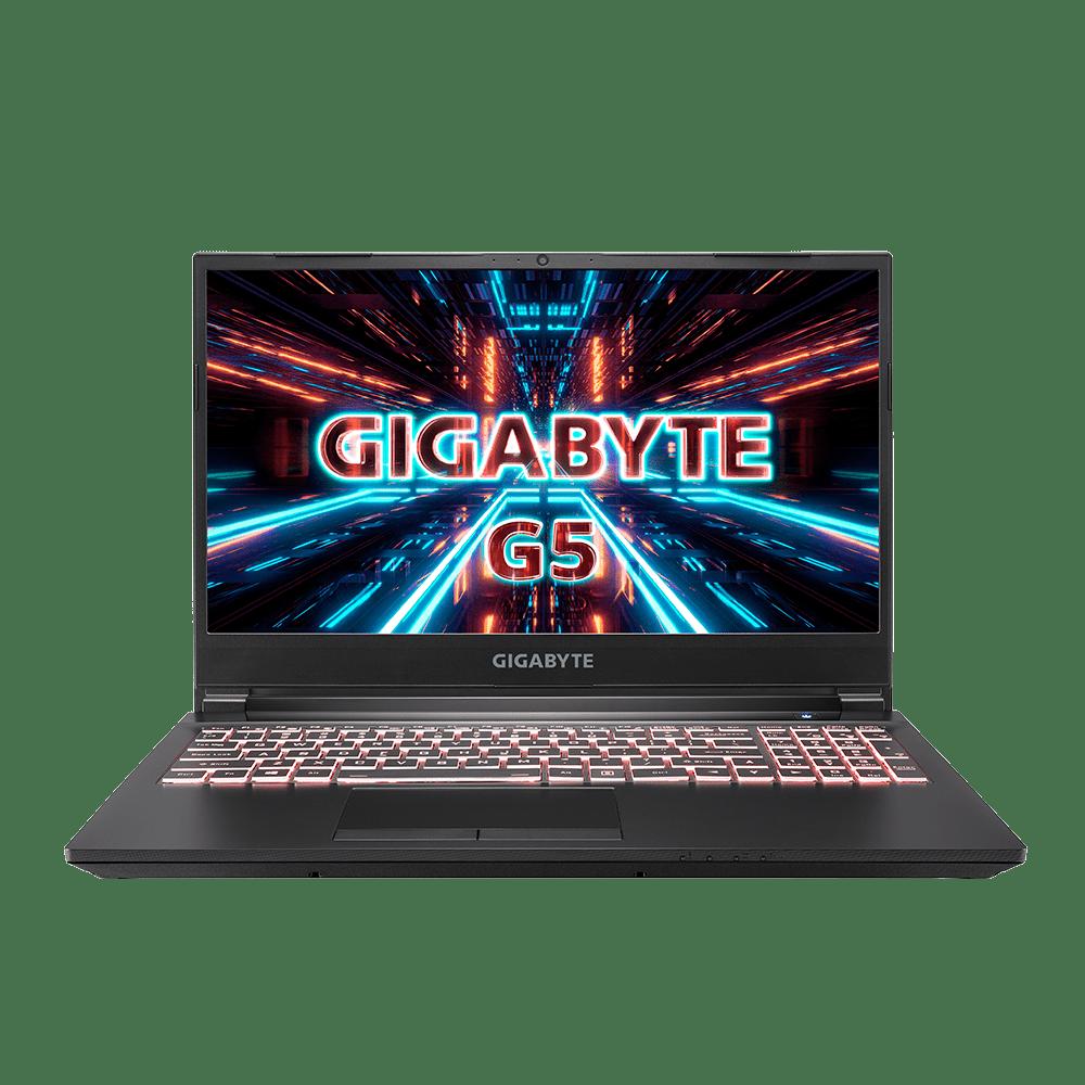 מחשב נייד גיימינג לפטופ מומלץ לגיימרים GIGABYTE G5 15.6