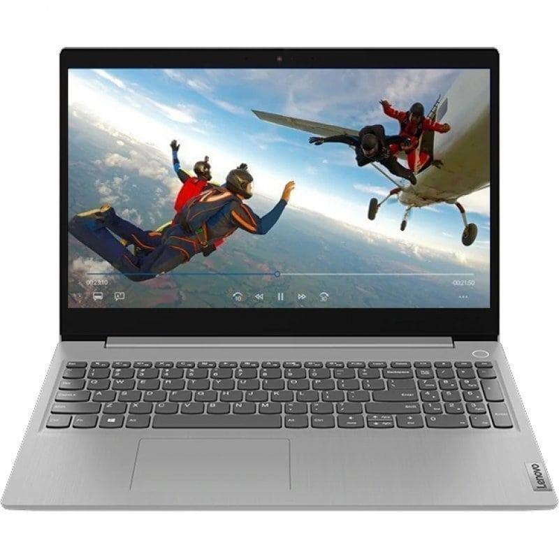 """מחשב נייד זול מומלץ לפטופ מבית לנובו LENOVO IDEAPAD 3 15.6"""" i3"""