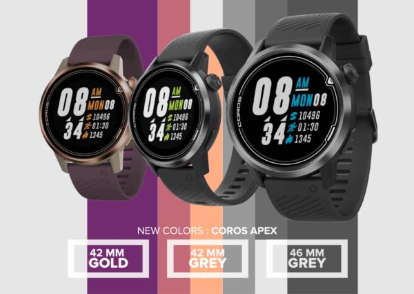 שעון חכם דופק ספורט אימון קורוס COROS APEX
