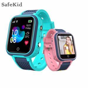 שעון חכם לילדים SafeKid Deluxe
